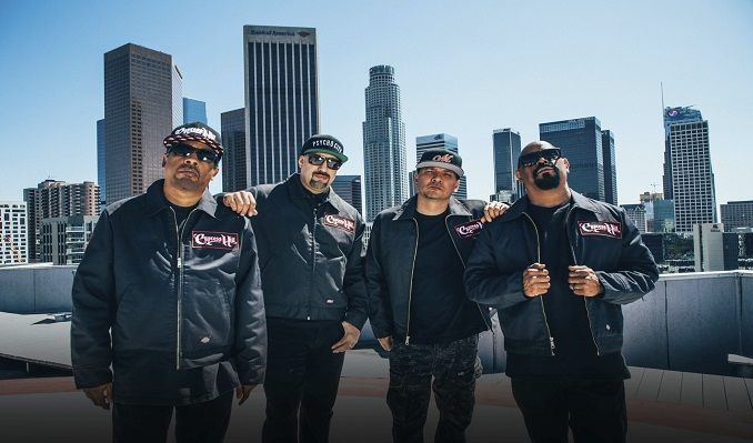 West Coast High 2019 Featuring Cypress Hill And Hollywood Undead