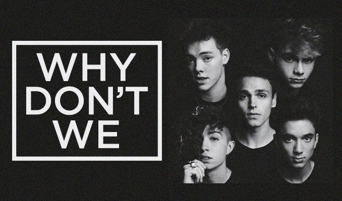 why don t we tickets in los angeles at microsoft theater on fri mar