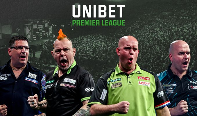 2019 Unibet Premier League Darts tickets at The O2 in London