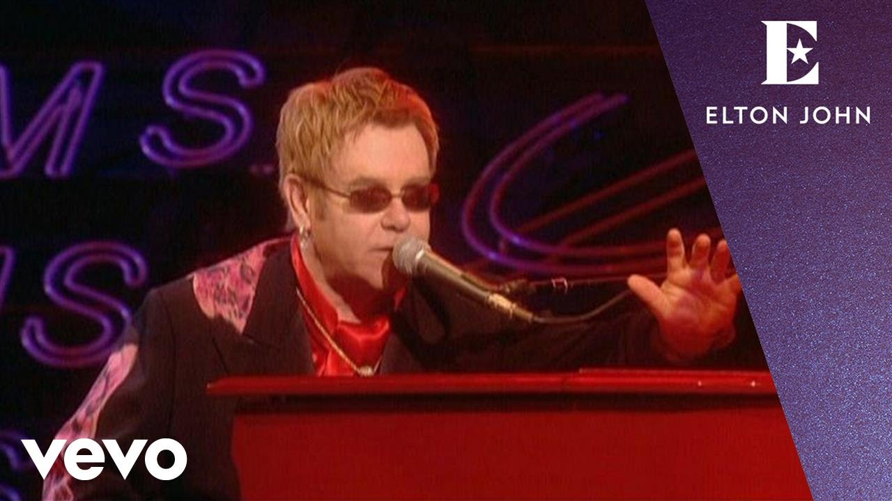 The evolution of Elton John - AXS