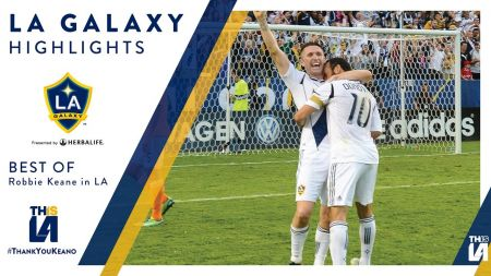 Top 5 best international players in LA Galaxy history