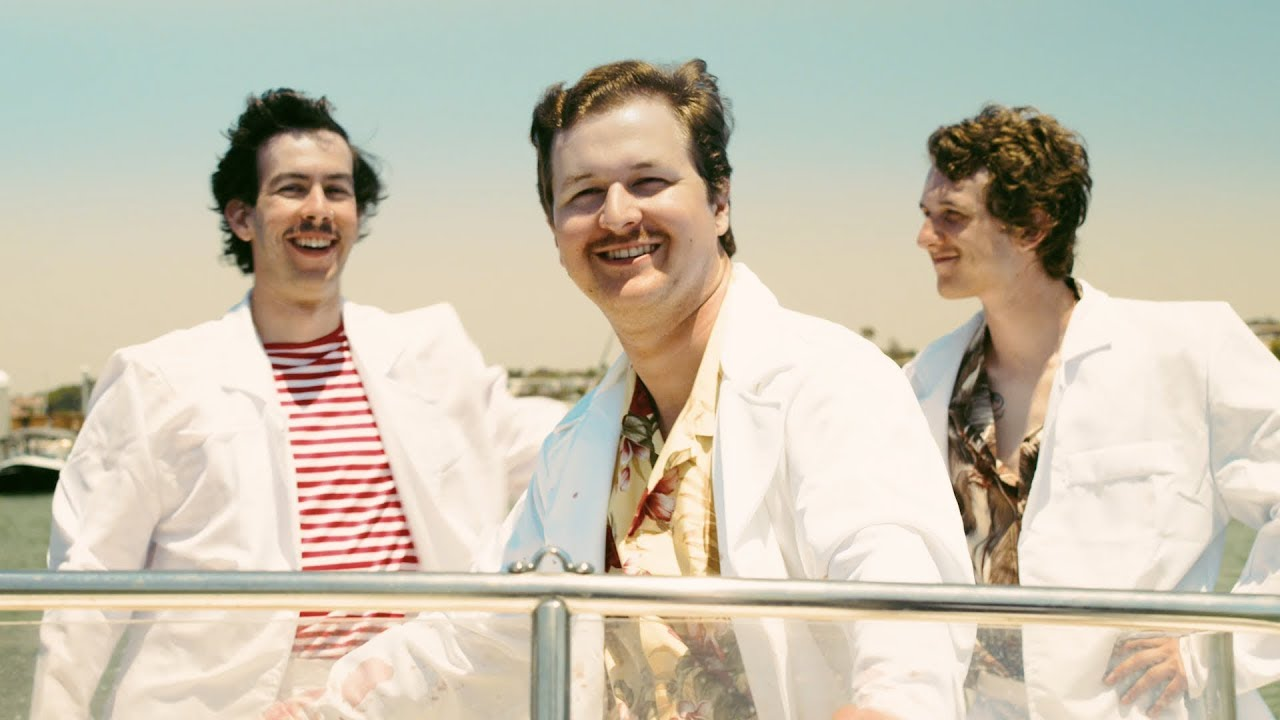 The Frights set out for Hypochondriac tour 2018