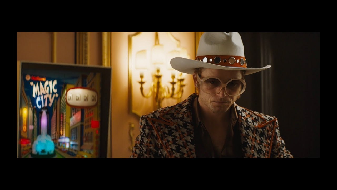 Watch: Taron Egerton is introduced as Elton John in first teaser for upcoming 'Rocketman' biopic