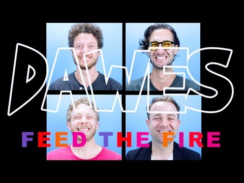Dawes releases 'Feed The Fire' EP, add 2019 North American tour dates