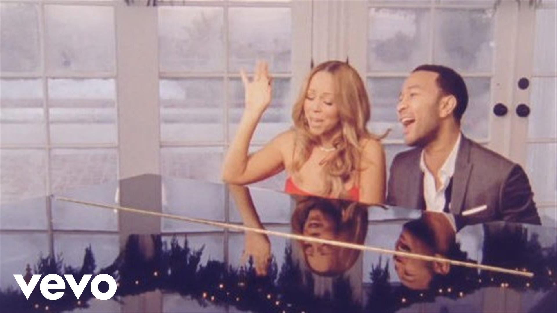 Youtube Mariah Carey Christmas.John Legend Announces Debut Holiday Album And Tour For