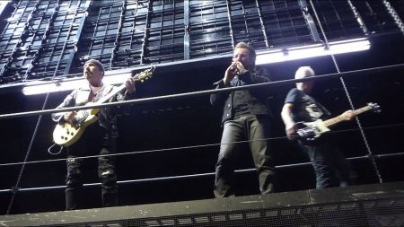 Watch: U2 performs live rarity 'Stay (Far Away So Close)' in Copenhagen