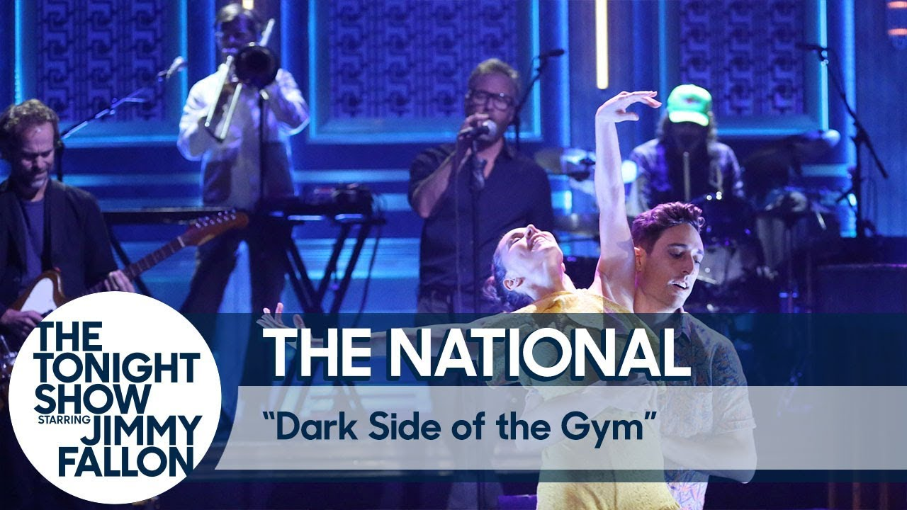 Watch: NYC Ballet performers dance to The National's 'Dark Side of the Gym' on 'The Tonight Show'