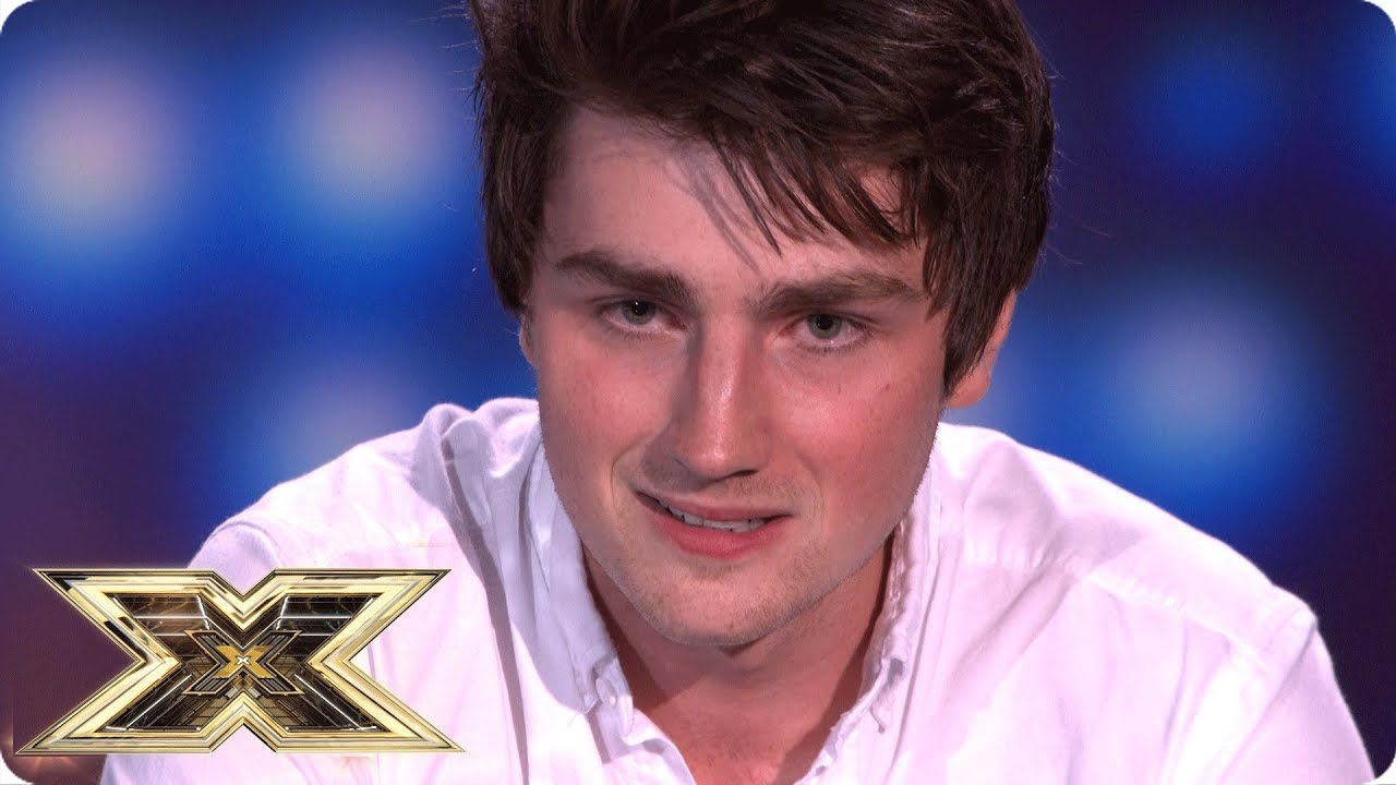 'The X Factor UK' Six Chair Challenge Boys: Louis presses cliff-hanging Golden X
