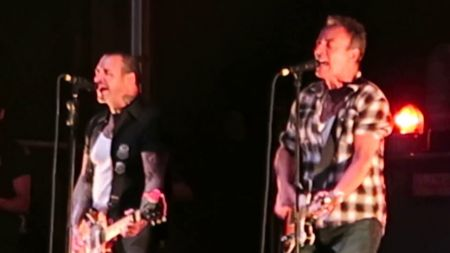 Watch: Bruce Springsteen joins Social Distortion for performance in Asbury Park