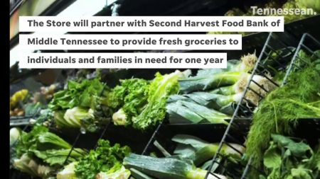 Brad Paisley hoping to open free grocery store and food pantry in Nashville