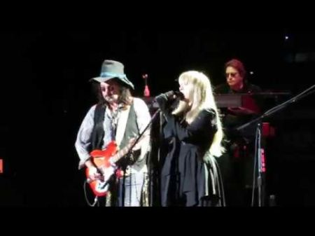 Watch: Fleetwood Mac covers Tom Petty's 'Free Fallin''at North American tour launch