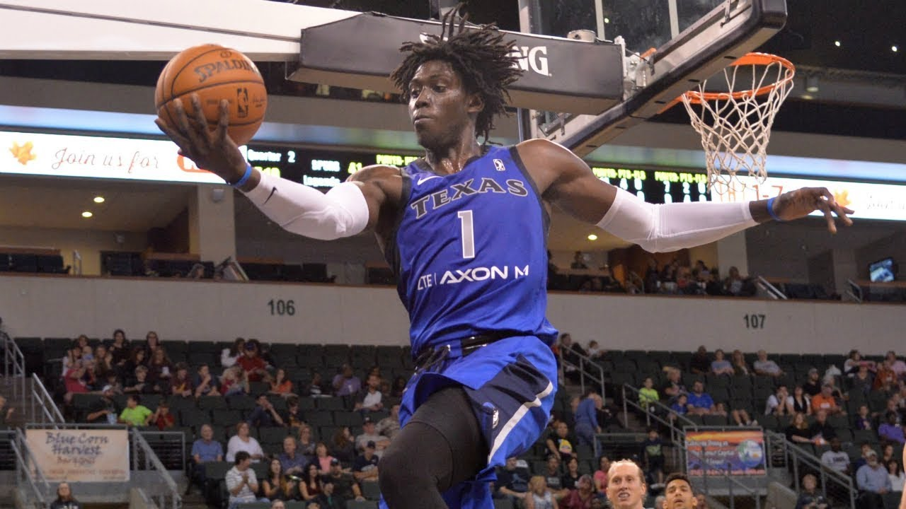 2018 19 La Clippers Roster Johnathan Motley Player Profile