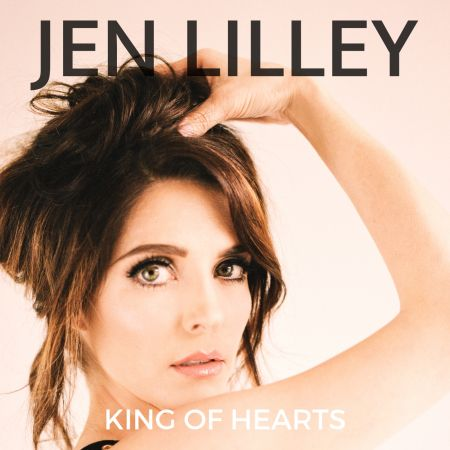 Jen Lilley's debut single 'King of Hearts' is out today, Oct. 5, 2018.