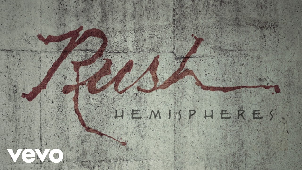 Rush announces deluxe 40th anniversary reissue of 'Hemispheres'