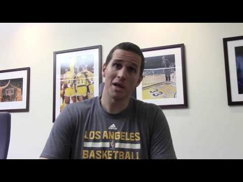 2018-19 LA Lakers roster: Mark Madsen coach profile
