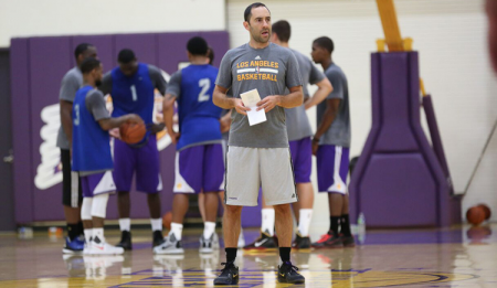 Jesse Mermuys will serve as a developmental coach on Luke Walton's staff.