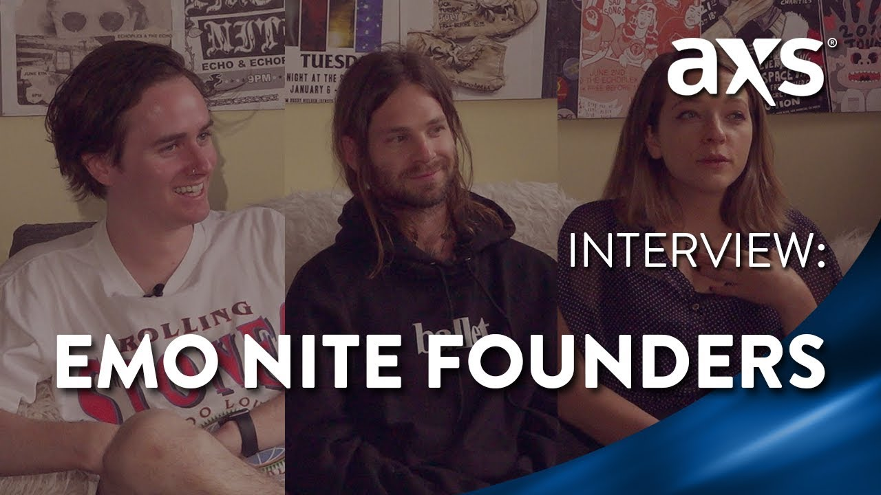 Watch: The founders of Emo Nite discuss how they made emo music into a party