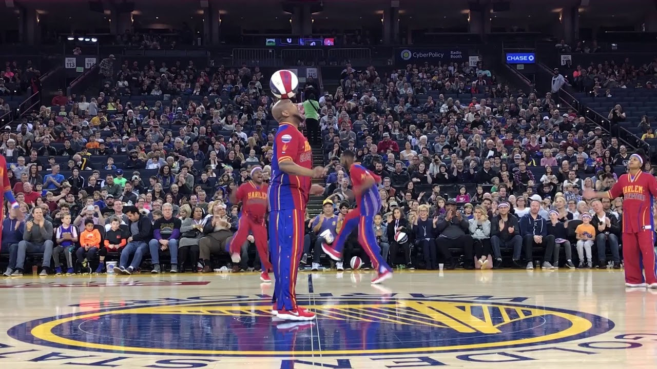 Harlem Globetrotters coming through Broadmoor World Arena in 2019