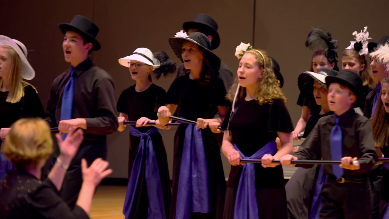 Spring with the Colorado Children's Chorale returns to Denver's Boettcher Concert Hall in 2019
