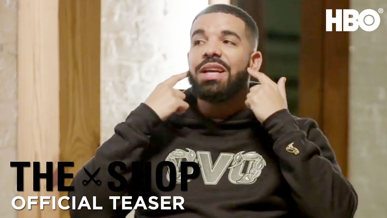 Drake shares vulnerability in new episode trailer for LeBron James' 'The Shop'
