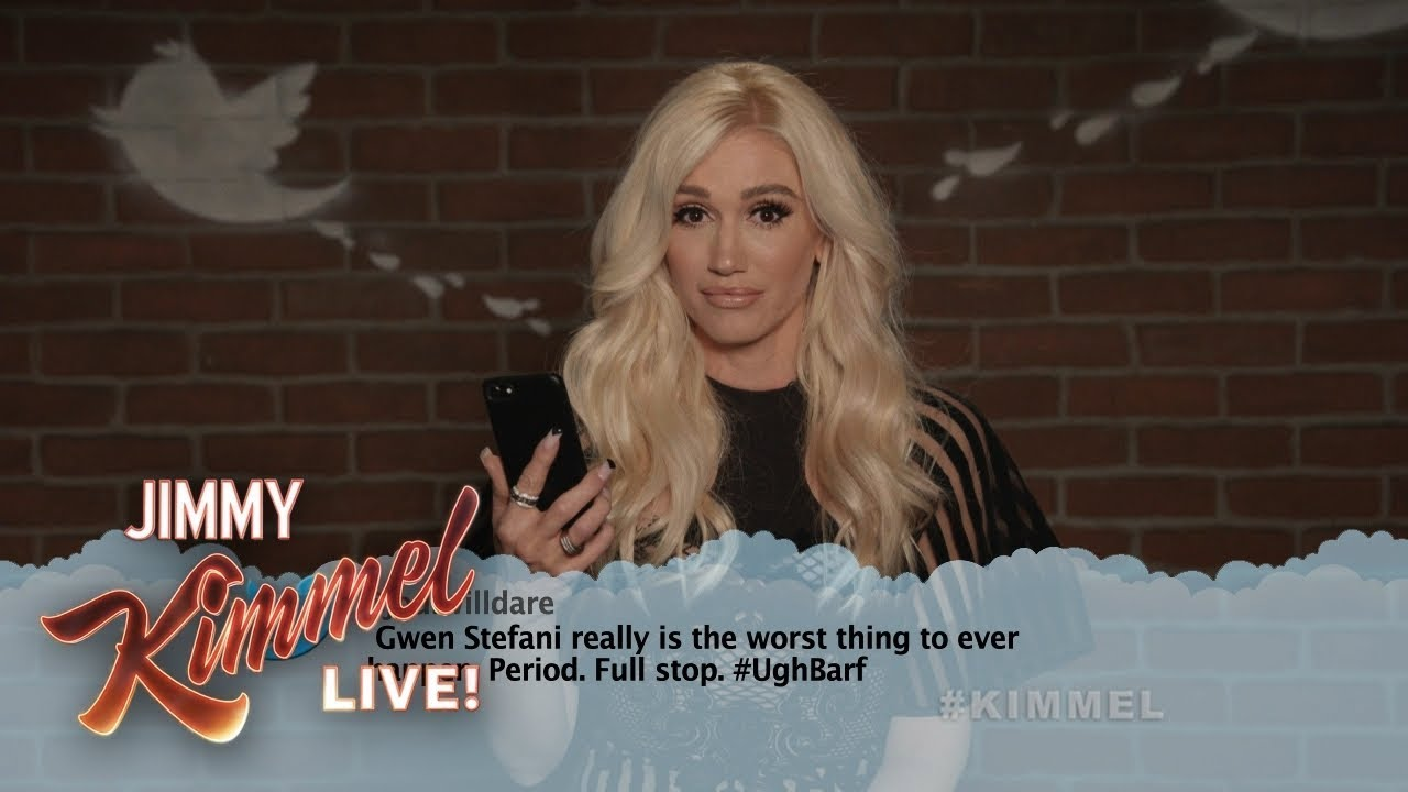 Watch: The Strokes, Elvis Costello, Nickelback and more read mean tweets on 'Jimmy Kimmel Live'