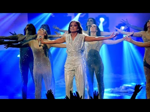 Jennifer Lopez delivers electric performance at 2018 American Music Awards