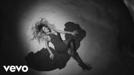 Watch: Mariah Carey hits Hollywood in black and white video for 'With You'