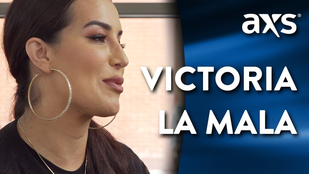 Watch: Victoria La Mala discusses finding strength in challenges at the BBVA Music Sessions