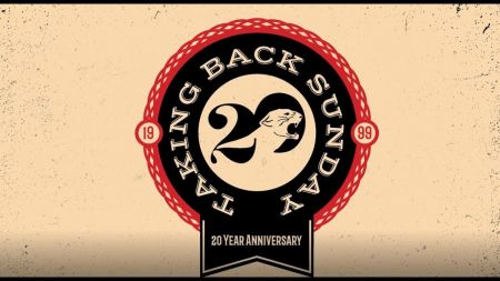 Taking Back Sunday announces worldwide tour in celebration of 20th anniversary