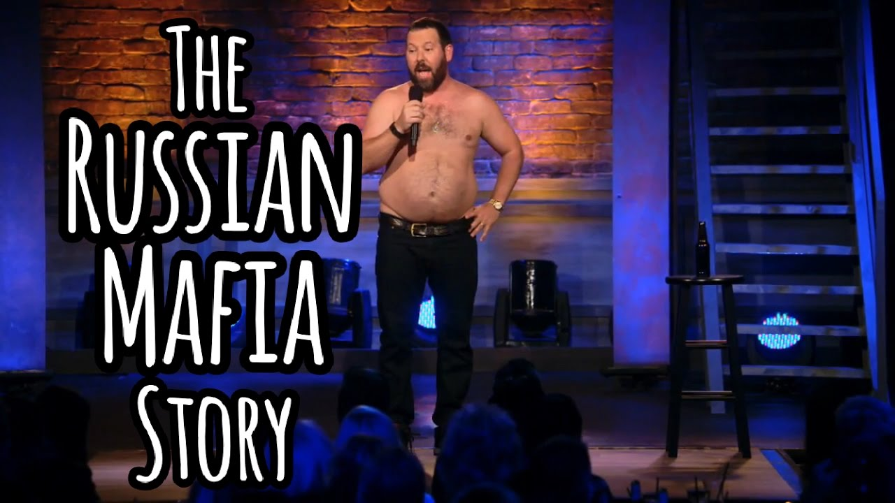 Bert Kreischer announces dates for upcoming Body Shots Tour