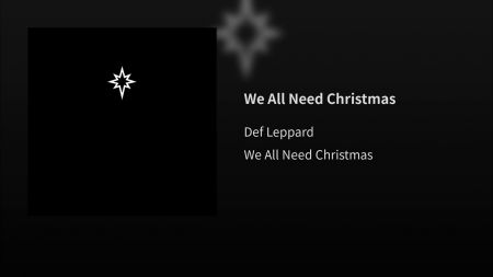 Listen: Def Leppard debuts single 'We All Need Christmas'