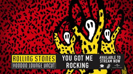 Listen: Rolling Stones unveil 'You Got Me Rocking' from 'Voodoo Lounge Uncut'