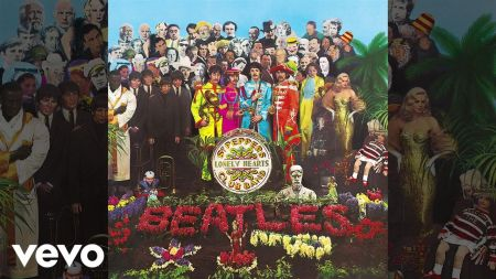 The Beatles' 'Sgt. Pepper's Lonely Hearts Club Band' rules UK all-time biggest albums ranking