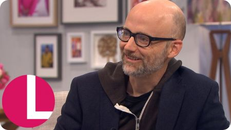 Moby announces second autobiography, 'Then It Fell Apart'
