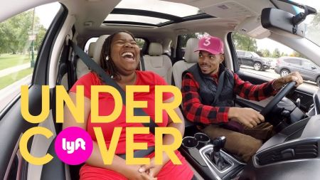 Watch: Chance the Rapper go undercover as a Lyft driver in Chicago