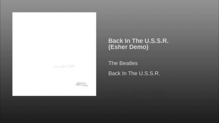 Giles Martin AXS interview: The Beatles' White Album was made by a united group, not a separate one