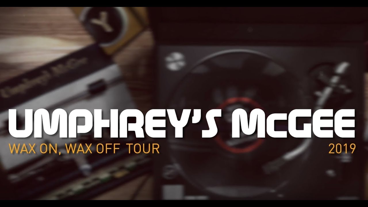 Umphrey's McGee announce 2019 Wax On, Wax Off winter tour