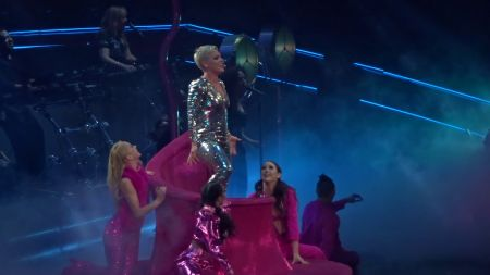 P!nk announces 2019 summer tour of UK and Europe