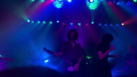 Watch: Car Seat Headrest cover 'Hey Ya!' and 'Sandstorm' at the Showbox