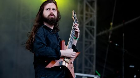 Oli Herbert, lead guitarist and co-founder of All That Remains, dead at 44.