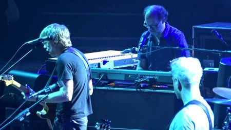 Watch: Phish gets fall tour underway in Albany