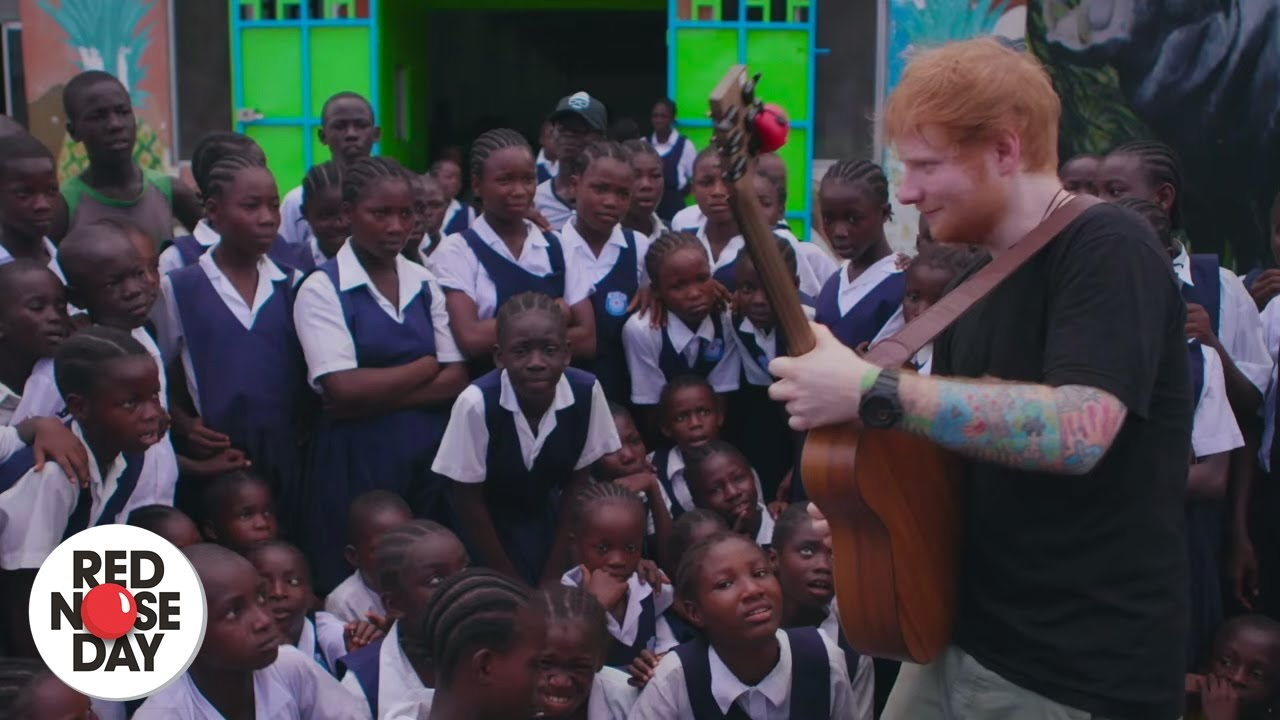 Ed Sheeran donating hundreds of personal items for UK-based youth hospice charity auction
