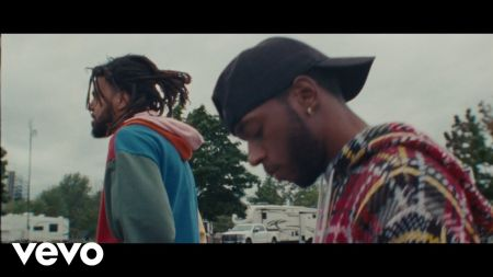 6LACK and J. Cole release music video for 'Pretty Little Fears'