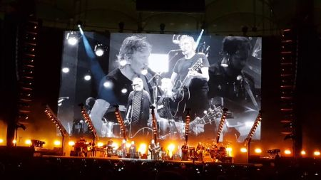 Watch: Roger Waters debuts Pink Floyd song live in Brazil