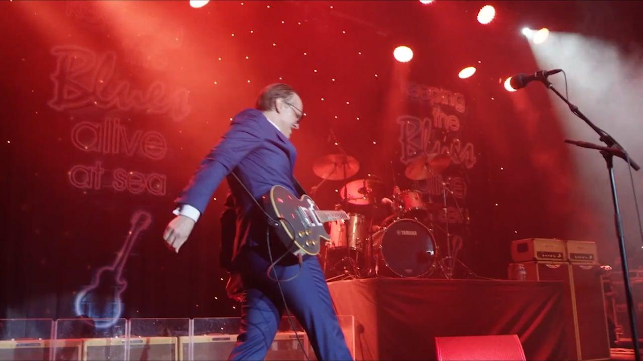 Peter Frampton will join Joe Bonamassa on the Keeping the Blues Alive at Sea cruise in 2019
