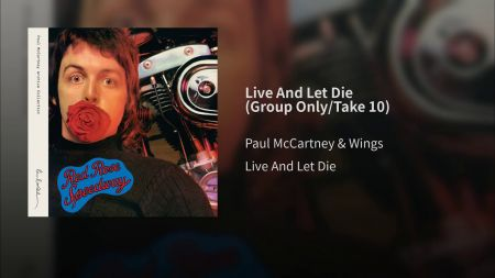 "Listen: Paul McCartney debuts stripped version of ""Live and Let Die' from 'Wings' reissue"