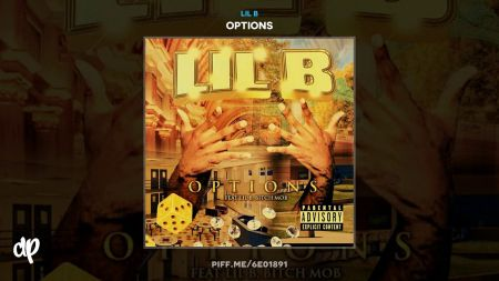 Lil B debuts new mixtape 'Options' featuring remix of 'This Is America'