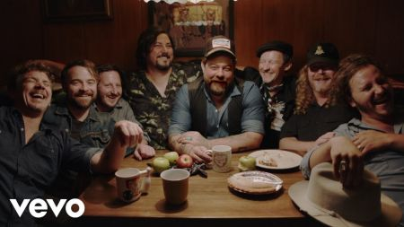 Watch: Nathaniel Rateliff & the Night Sweats keep it casual in new video for 'A Little Honey'