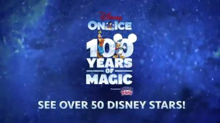 Disney On Ice celebrates 100 Years of Magic at Infinite Energy Arena in 2019