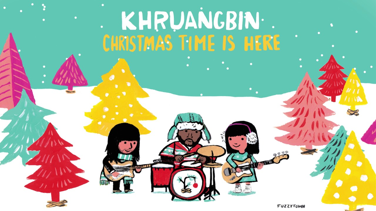 Listen: Khruangbin shares cover of 'Christmas Time Is Here'